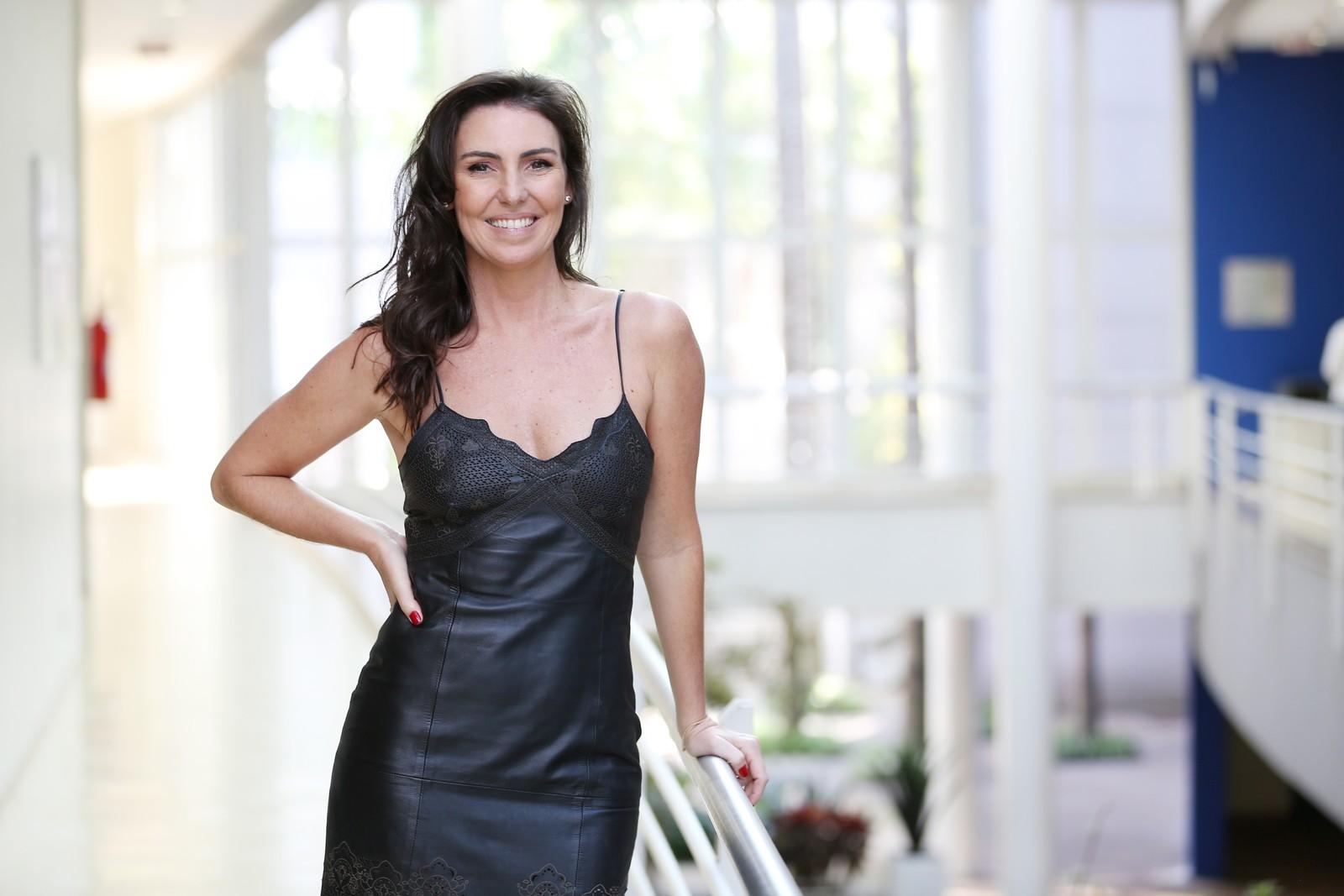 Glenda Kozlowski, ex-Globo (Foto: Reprodução)