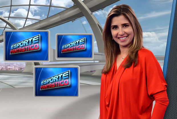 Esporte Fantástico é único programa voltado para os esportes na Record. (Foto: Divulgação)