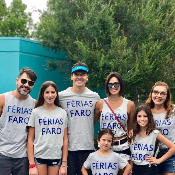 Irmão de Rodrigo Faro chama atenção (Foto: Reprodução)