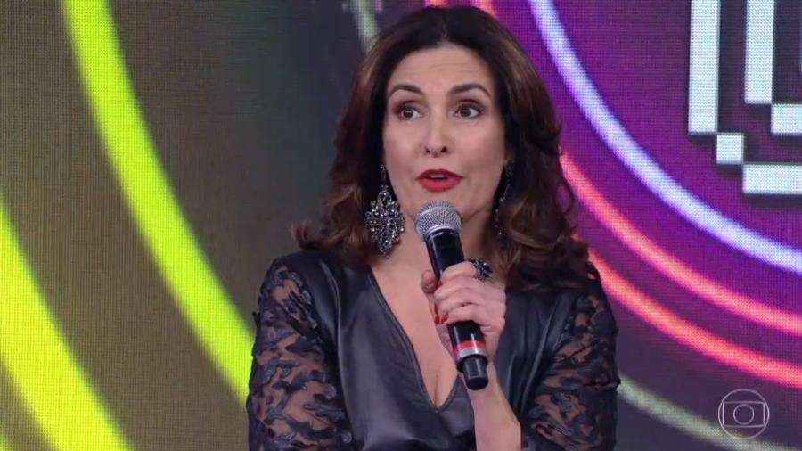 Fátima Bernardes  (Foto: Reprodução/Globo)