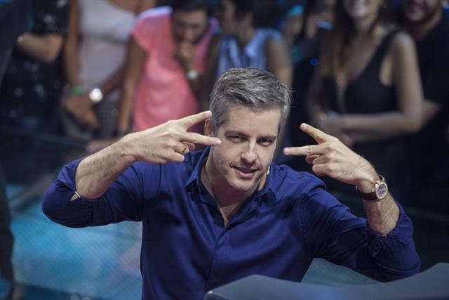 """Victor no """"The Voice Kids"""" (Foto: Globo/Pedro Curi)"""