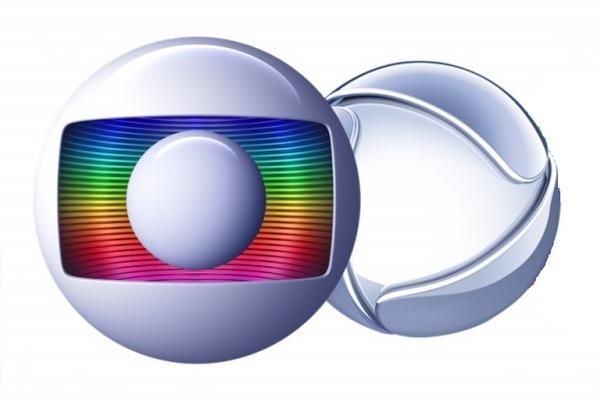 Globo x Record (Foto: Reprodução)