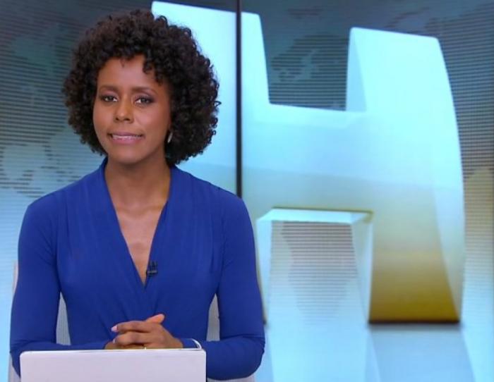 Maju Coutinho Causa Revolta Na Globo Após Passar A Perna Em
