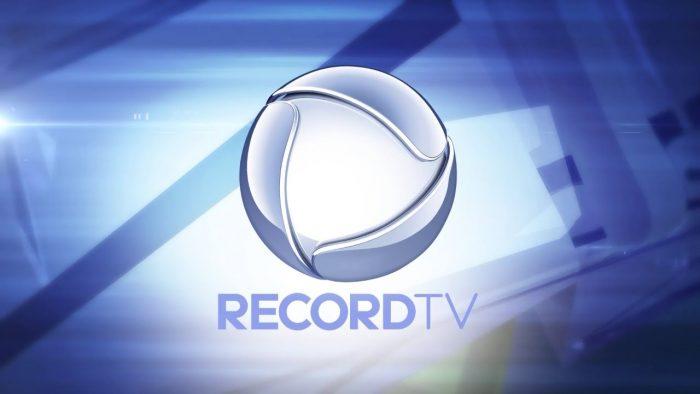 Logo da Record. (Foto: Divulgação)
