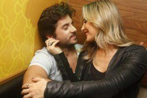 Claudia Leitte e o marido (Foto: Fred Pontes/Divulgação)