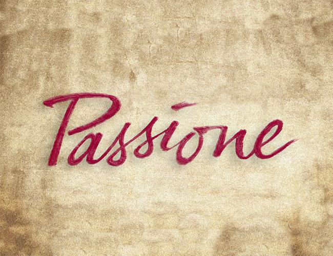 O último trabalho da atriz foi em Passione (Foto: Divulgação)