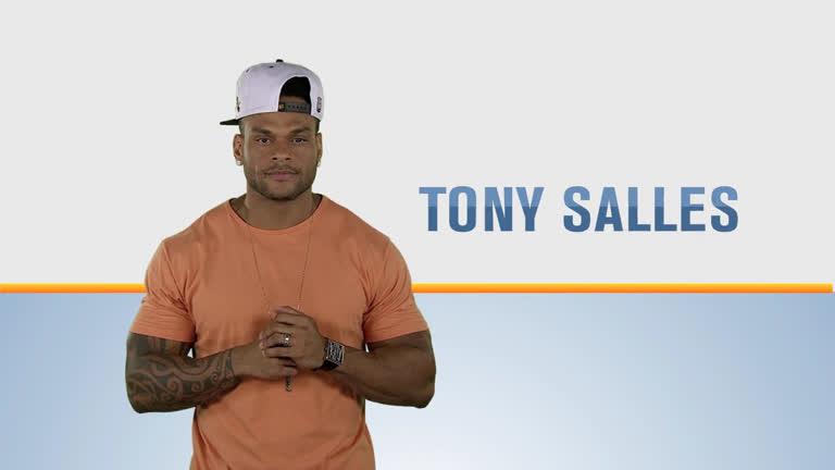 O cantor Tony Salles está internado. (Foto: Reprodução)