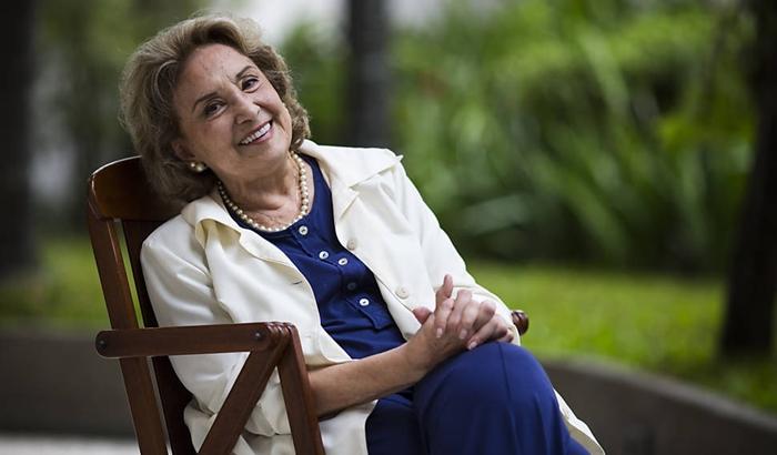 A atriz Eva Wilma (Foto: Divulgação)