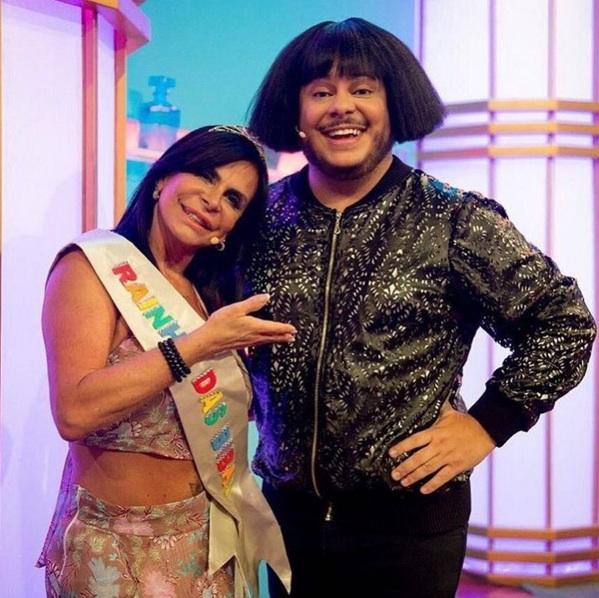 Gretchen e Fernandinho