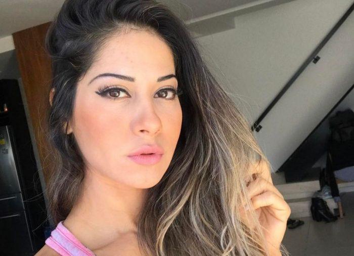 Mayra Cardi sofreu acusação de seguidora (Foto: Reprodução)