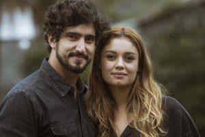 "Renato (Renato Góes e Alice (Sophie Charlotte) em ""Os Dias Eram Assim"" (Foto: Globo/Mauricio Fidalgo)"