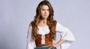 Rayanne Morais vive Pietra em Belaventura (Foto: Blad Meneghel/Record TV)