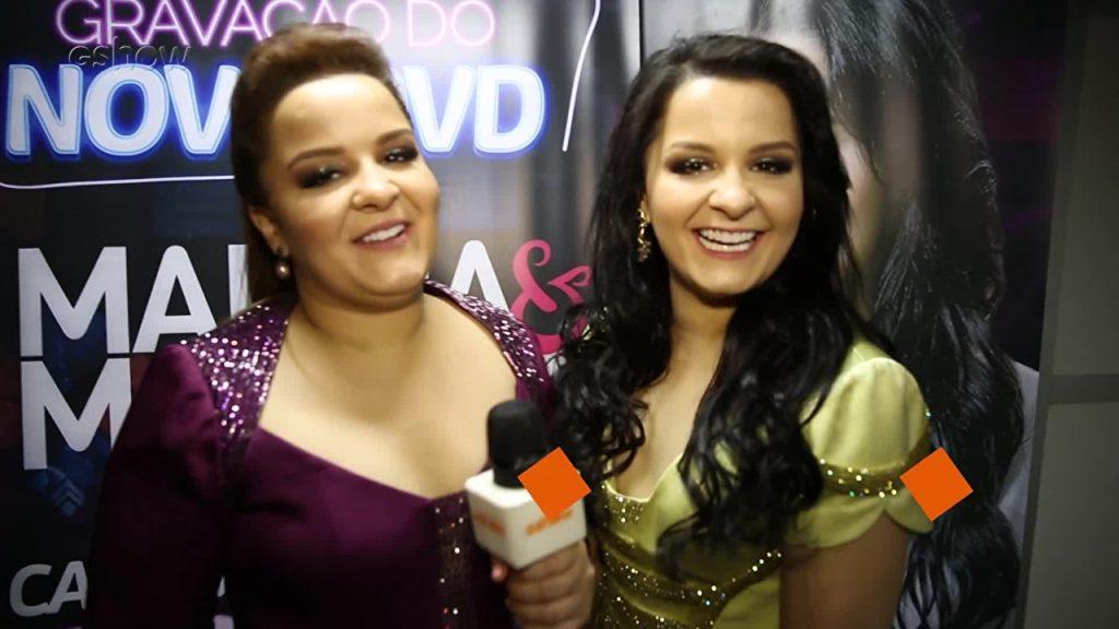 A dupla de irmãs Maiara e Maraisa (Foto: Divulgação)