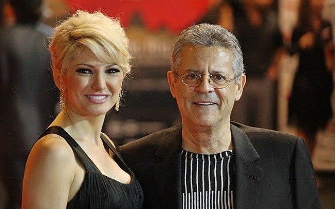 Antônia Fontenelle e Marcos Paulo foram casados no passado (Foto: Divulgação)