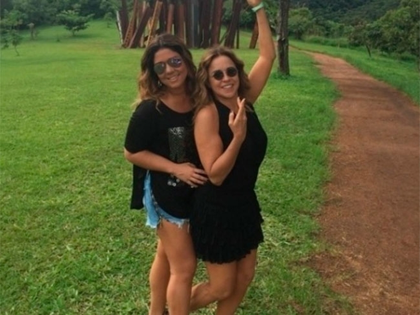 Daniela Mercury está casada com Malu Verçosa desde 2013 (Foto: Reprodução)