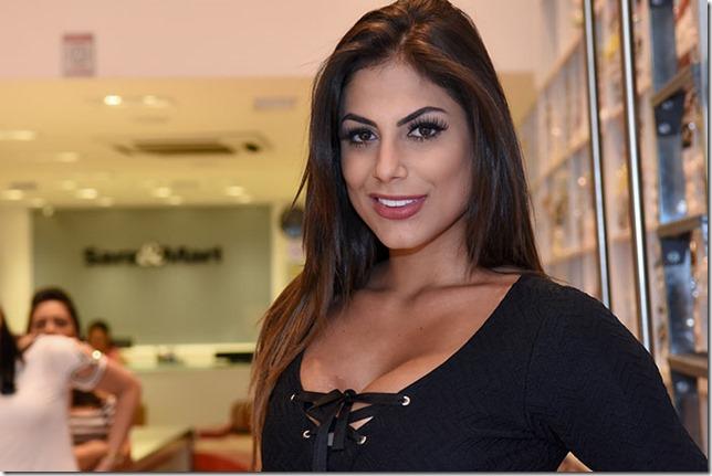 Mari Gonzalez (Foto: Reprodução)