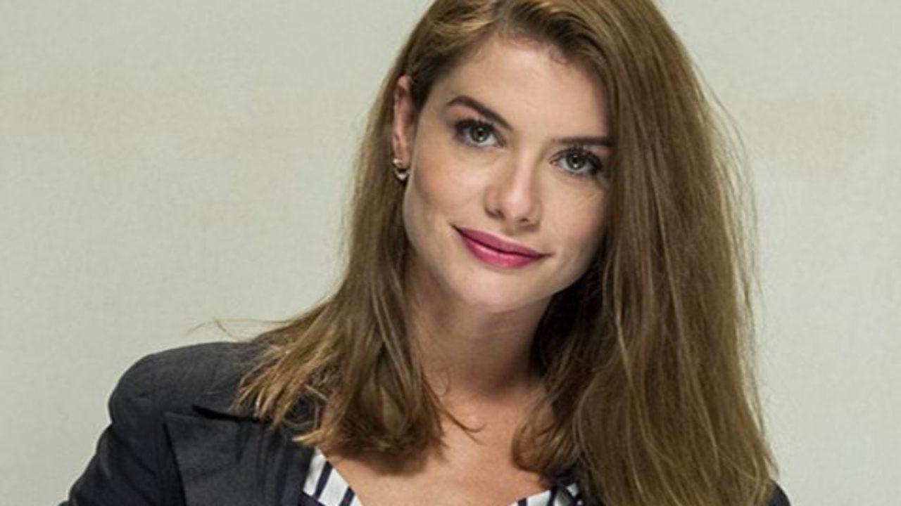 Alinne Moraes Sex alinne moraes inicia trabalhos para nova novela e revela