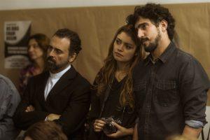 Alice (Sophie Charlotte) e Renato (Renato Góes) em 'Os Dias Eram Assim' (Foto: Globo/Mauricio Fidalgo)