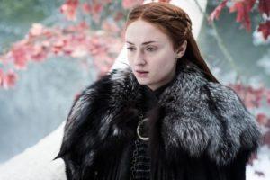 """Sophie Turner no quarto episódio da sétima temporada de """"Game of Thrones"""" (Foto: Divulgação/HBO)"""