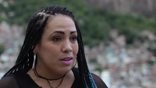 Fabiana Escobar, a Bibi Perigosa (Foto: Divulgação)