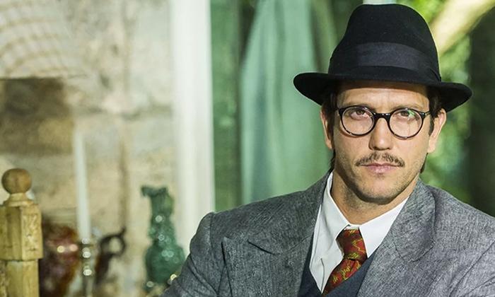 Vladimir Brichta é protagonista de Cidade Proibida (Foto: Globo/João Miguel Júnior)