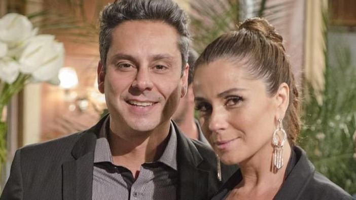 Explosão de química entre Giovanna Antonelli e Alexandre Nero foi o melhor de A Regra do Jogo da Globo