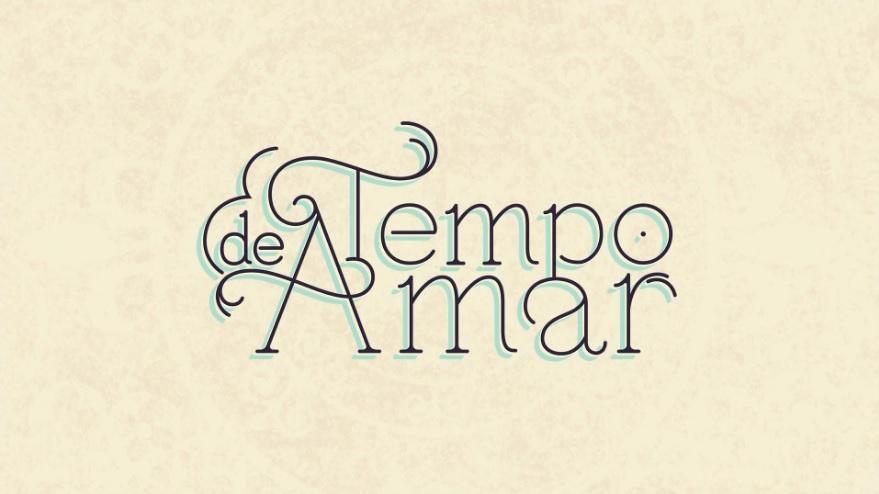 Resultado de imagem para Logo Tempo de Amar Globo