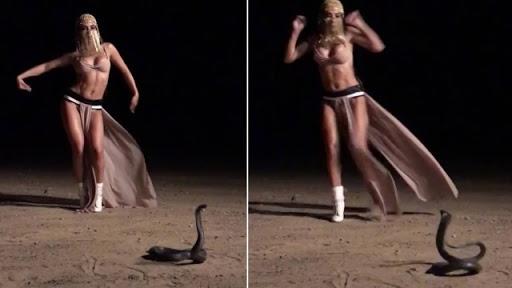 """Saiba o motivo da cobra não ter entrado no clipe """"Sua Cara"""""""