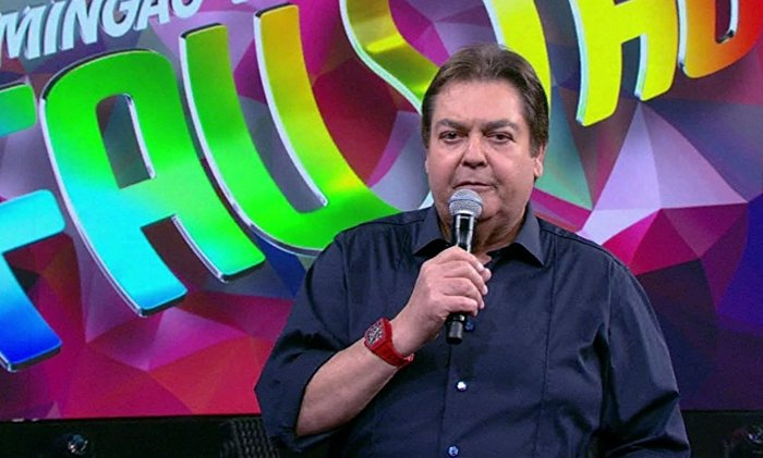 Faustão. (Foto: Reprodução/TV Globo)