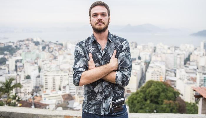 """Emílio Dantas (Rubinho) em """"A Força do Querer"""" (Foto: Globo/Mauricio Fidalgo)"""