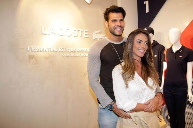 Nicole Bahls e Marcelo Bimbi (Foto: Divulgação)