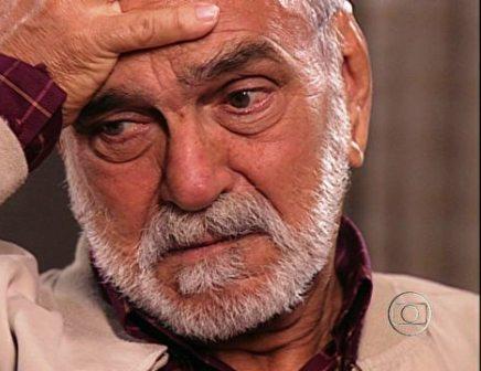 Globo promoveu morte de Afonso no último capítulo