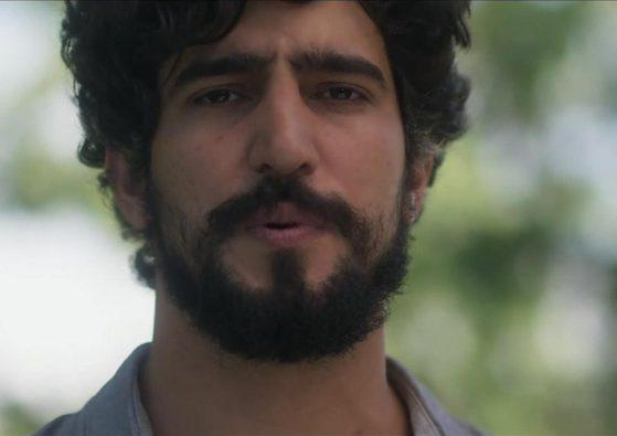 """Renato (Renato Góes) em cena de """"Os Dias Eram Assim"""" (Foto: Reprodução/Globo)"""