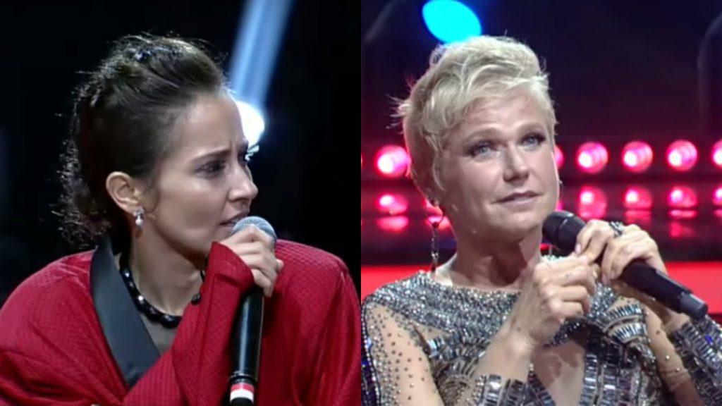 Maytê Piragibe brigou com Xuxa (Foto: Reprodução)