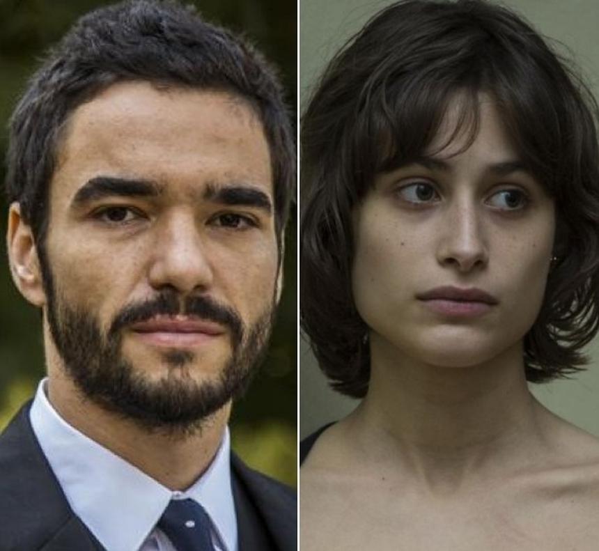 Casado ou separado? Caio Blat engata romance com Luisa Arraes