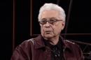 """Aguinaldo Silva em entrevista ao programa """"Persona em Foco"""", na TV Cultura (Foto: Reprodução/Globo)"""