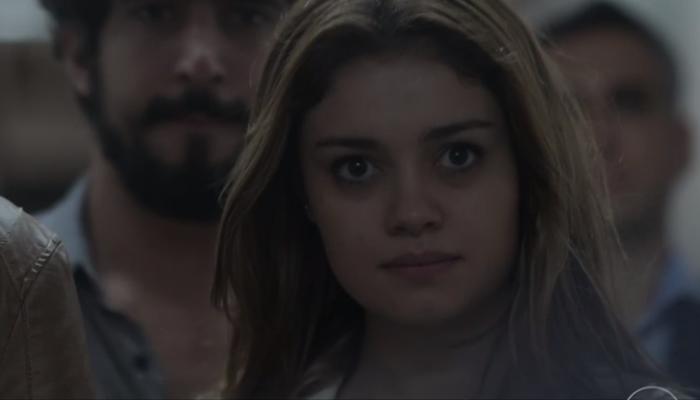 """Alice (Sophie Charlotte) em cena de """"Os Dias Eram Assim"""" (Foto: Reprodução/Globo) famosos"""