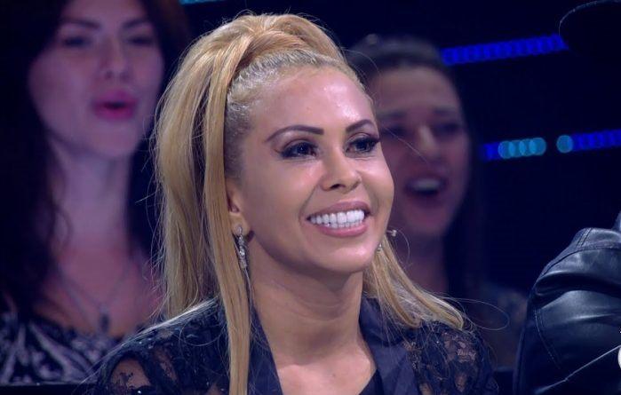 """A cantora Joelma está fora do """"Dancing Brasil"""". (Foto: Reprodução)"""