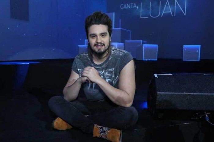 O cantor sertanejo Luan Santana fez revelação sobre namoro (Foto: Divulgação)