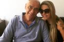 Luciana Lacerda e Marcelo Rezende (Foto: Reprodução)