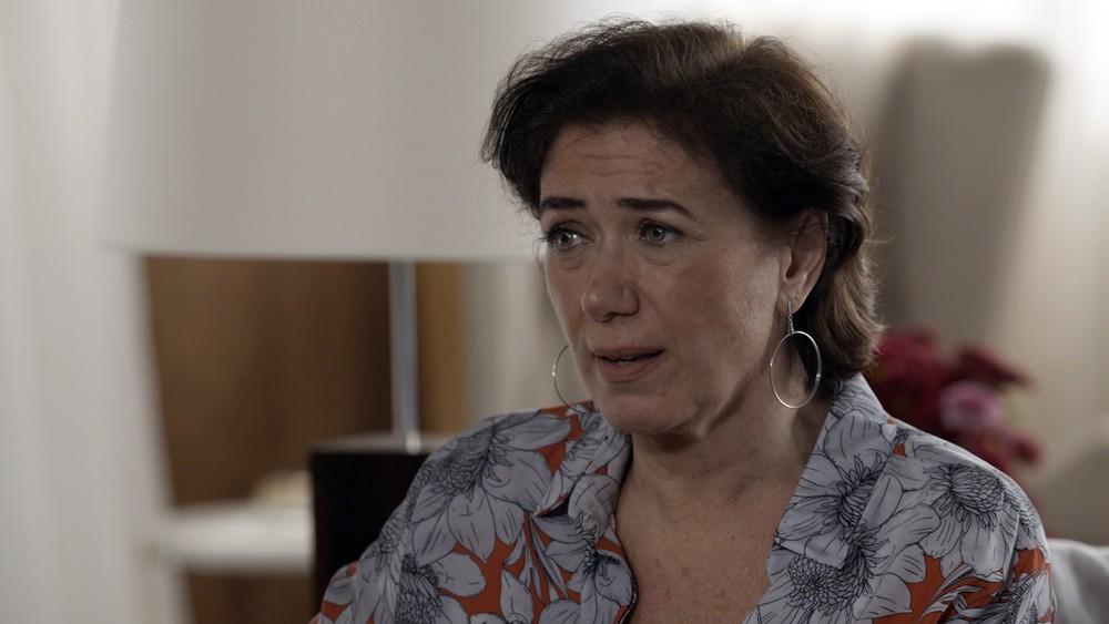 """Silvana (Lilia Cabral) em cena de """"A Força do Querer"""" (Foto: Globo/Divulgação)"""