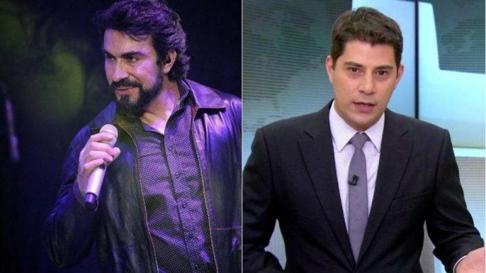 Evaristo Costa e Padre Fábio de Melo