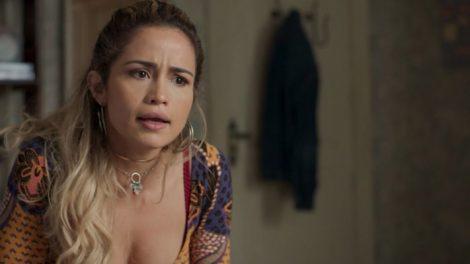 """Nanda Costa em """"Pega Pega"""". (Foto: reprodução/TV Globo)"""