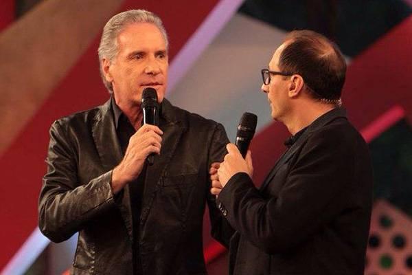Britto Jr. e Roberto Justus (Foto: Reprodução/Record)