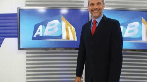 O apresentador Alexandre Faria (Foto: Divulgação/Globo)