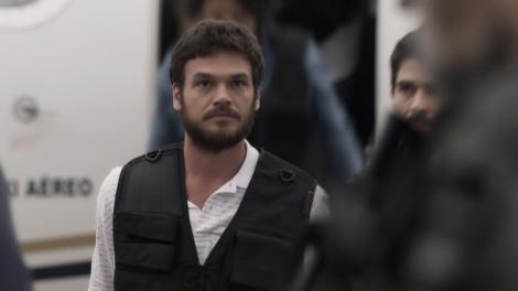 """Rubinho (Emílio Dantas) em cena de """"A Força do Querer"""" (Foto: Reprodução/Globo)"""