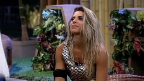 """Ana Paula Minerato em """"A Fazenda: Nova Chance"""" (Foto: Reprodução/Record)"""