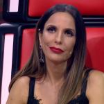 """A cantora Ivete Sangalo no """"The Voice Brasil"""" (Foto: Reprodução/Globo)"""
