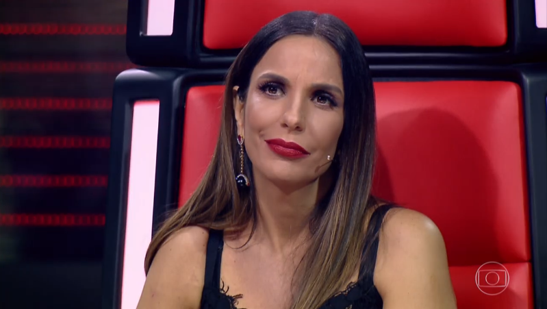 Ivete Sangalo manda indireta ao marido no The Voice: