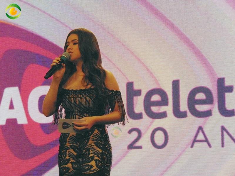 Coletiva Teleton 2017 (Foto: TV Foco/Thais Teles)
